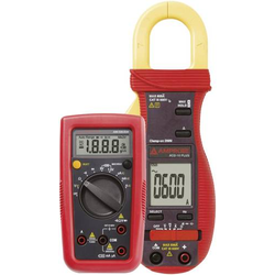 Beha Amprobe ACD-10 PLUS KIT Hand-Multimeter, Stromzange