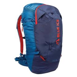 Blue Ice - Yagi Pack 35L Ensign Blue - Ski / Snowboard Rucksäcke