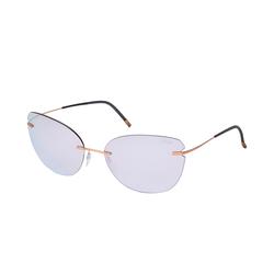 Silhouette Tma Icon 8175 3530, Cat Eye Sonnenbrille, Damen
