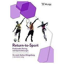 Return to Sport. Markus Klingenberg  - Buch