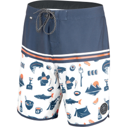 Picture Organic Clothing - Andy 17 Boardshorts  - Boardshorts - Größe: 32 US