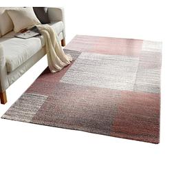Teppich in Pastellfarben rosa ca. 120/170 cm