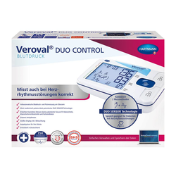 Veroval Duo Control Oa-blutdruckmessgerät Medium