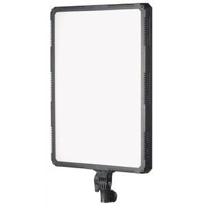 Kaiser Fototechnik LED-Flächenleuchte PL100D, 504 SMD-LEDs, 5600 K, Leuchtfläche 36 x 51 cm, dimmbar