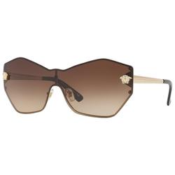Versace Sonnenbrille GLAM MEDUSA SHIELD VE2182