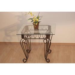 Home affaire Beistelltisch, farblos Beistelltische Tische Beistelltisch