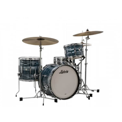 LUDWIG Club Date USA - Fab 3 - Blue Strata