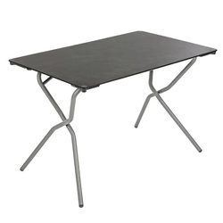 Lafuma Anytime Campingtisch 110x68cm Stahl/HPL Dunkelgrau