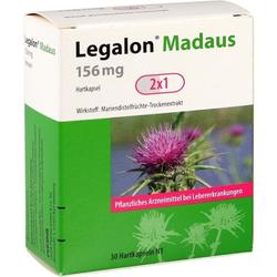 LEGALON Madaus 156 mg