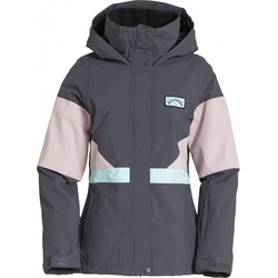 BILLABONG SAY WHAT Jacke 2020 iron - L