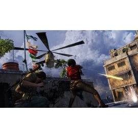 Uncharted: The Nathan Drake Collection (USK) (PS4)