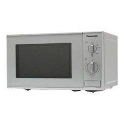 Panasonic NN-E221M - Mikrowelle - freistehend - 20 Liter - 800 W - Silber