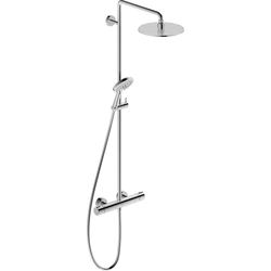 Duravit Duschsystem C.1 mit Brausethermostat chrom