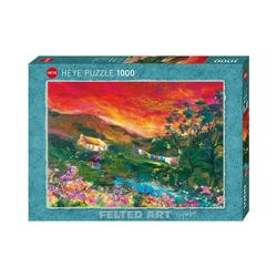 HEYE Puzzle Puzzle Washing Line 1000 Teile, Puzzleteile