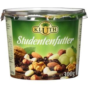 Kluth Studentenfutter, 6er Pack (6 x 300 g)