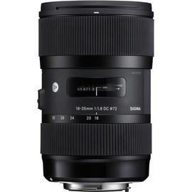 Sigma 18-35 mm F1,8 DC HSM (A) Canon EF