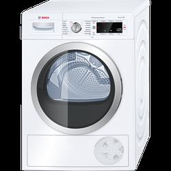 Bosch Serie 8 WTW875W0 Wärmepumpentrockner - Weiß
