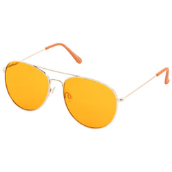 MAUI Sports Sonnenbrille 5816 light gold/ orange Sonnenbrille