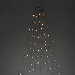 LED Baummantel außen 560 bernsteinf. LED 6329-800