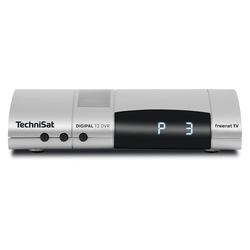 TechniSat DIGIPAL T2 DVR DVB-T2-Receiver silber DVB-T2 Receiver