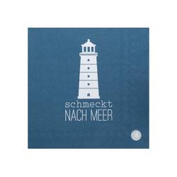 """Räder Design Papierserviette SERVIETTEN """"SCHMECKT NACH MEER"""""""