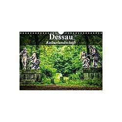 Dessau - Kulturlandschaft (Wandkalender 2021 DIN A4 quer)