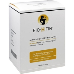 MINOXIDIL BIO-H-TIN Pharma 20 mg/ml Spray Lsg. 180 ml