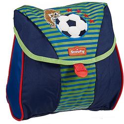 Scouty Vorschule Lucky Rucksack 24 cm - fussball
