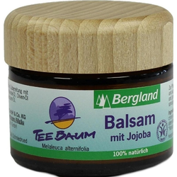 Teebaum Balsam mit Jojoba