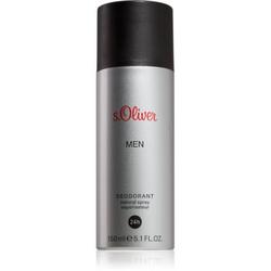 s.Oliver s.Oliver Deodorant Spray für Herren 150 ml
