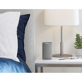 Amazon Echo (2. Generation) hellgrau