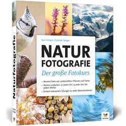 Naturfotografie als Buch von Christian Sänger