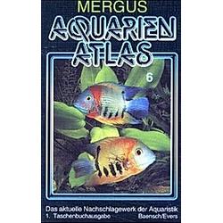 Aquarien Atlas. Rüdiger Riehl  Hans A. Baensch  - Buch