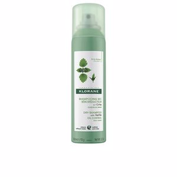 DRY SHAMPOO with nettle oil control oily hair 150 ml
