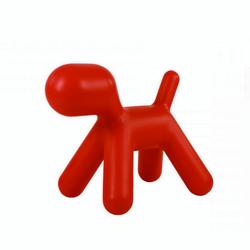 Siedzisko Pies czerwony