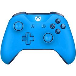 Microsoft Wireless Controller blau Gamepad Xbox One Blau
