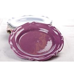 Gerbera Provence Teller Lila 25 cm