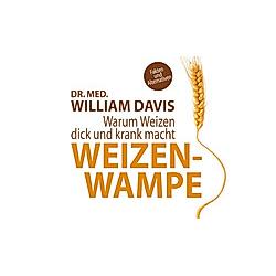 Weizenwampe  Audio-CD - Hörbuch