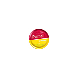 PULMOLL Hustenbonbons Zitrone+Vit.C zuckerfrei 50 g