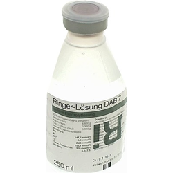 RINGER LÖSUNG DAB 7 Plastik