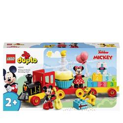 10941 LEGO® DUPLO® Mickys und Minnies Geburtstagszug