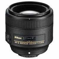 Nikon AF-S Nikkor 85 mm F1,8G