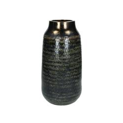 Vase CERAMIC grün (DH 18x36 cm)