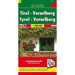 Tyrol  Vorarlberg / Tyrolo  Vorarlberg - Buch