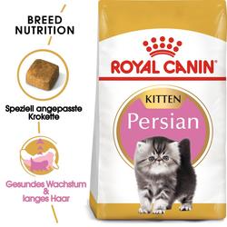 ROYAL CANIN Persian Kitten Trockenfutter für Perser-Kätzchen 10 kg