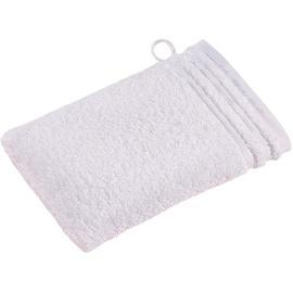 VOSSEN Calypso Feeling Waschhandschuh 16 x 22 cm weiß