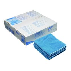 KIMTECH PREP* Mikrofaser-Poliertücher, 1 Box = 25 Tücher, blau