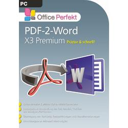 bhv PDF-2-Word X3 Premium