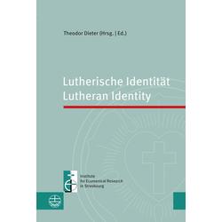 Lutherische Identität | Lutheran Identity: eBook von