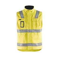 BLAKLÄDER® unisex Warnweste 8505 gelb Größe M